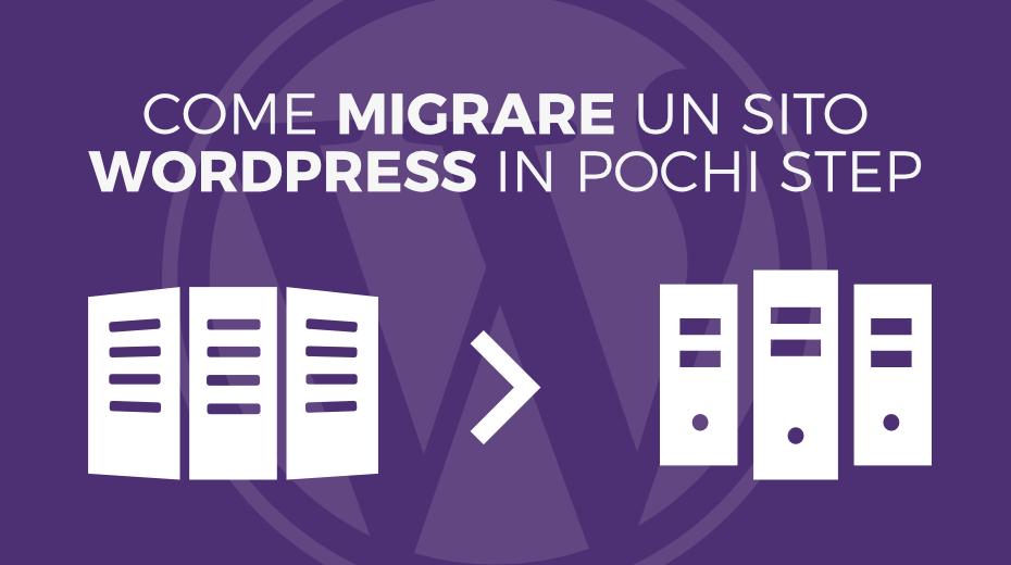 Come trasferire un sito WordPress da un server ad un altro